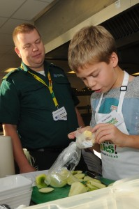 Kent Cooks at East Kent College Ramsgate Picture: Wayne McCabe FM4125817